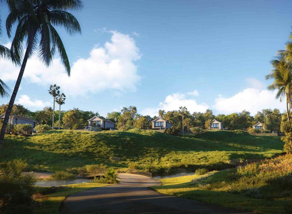 hill villas