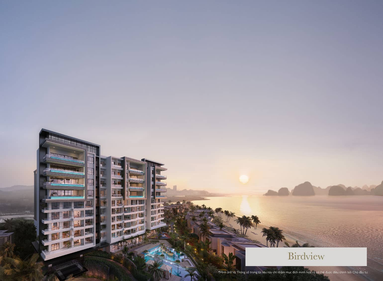 sky intercontinental residences halong bay