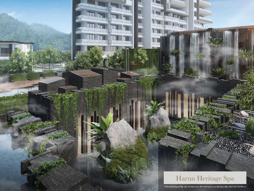 spa intercontinental residences halong bay