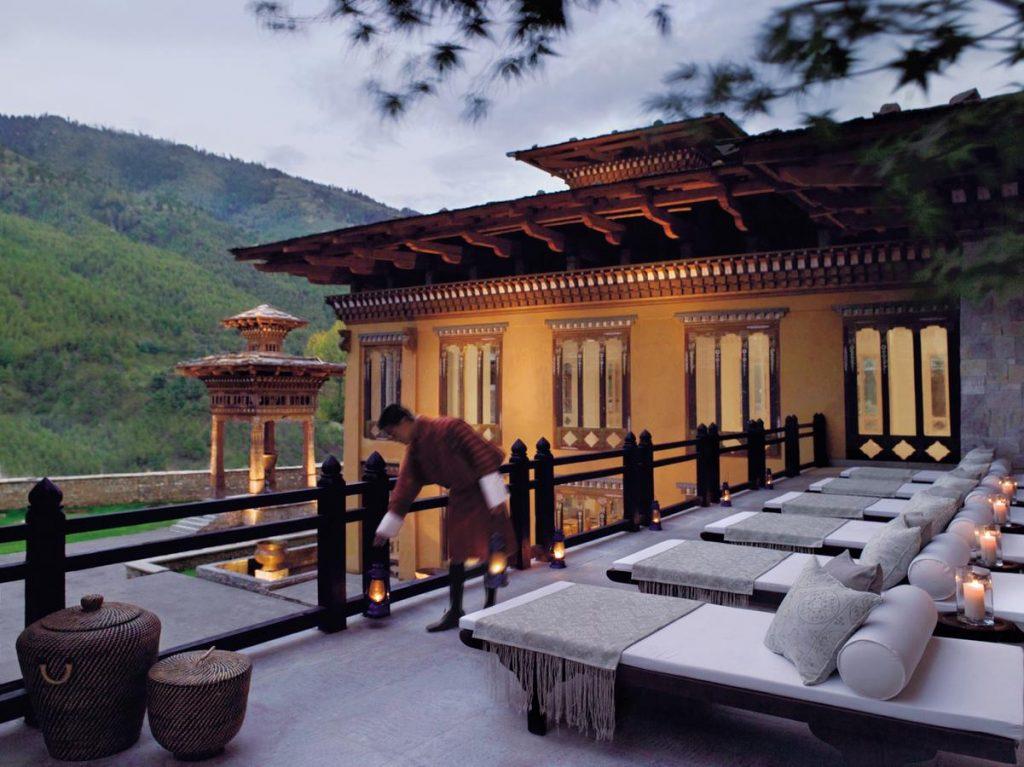 Taj Tashi, Bhutan
